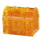 HCM-Kinzel-103007 Jigsaw Puzzle - 46 Pieces - 3D - Treasure Trunk