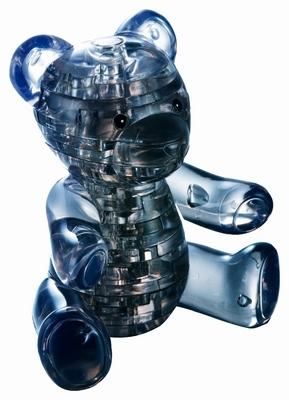 HCM-Kinzel-103114 Jigsaw Puzzle - 41 Pieces - 3D - Teddy Bear