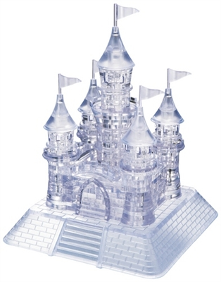 HCM-Kinzel-109002 Jigsaw Puzzle - 105 Pieces - 3D - Castle