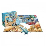 HCM-Kinzel-29123 Floor Puzzle - Under the Sea