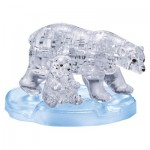 3D Crystal Puzzle - Bears