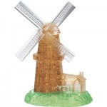 3D Crystal Puzzle - Windmill