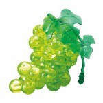 HCM-Kinzel-59117 Jigsaw Puzzle - 3D - 46 Pieces - Wine Grape : Green