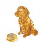 HCM-Kinzel-59122 Jigsaw Puzzle - 3D - 41 Pieces : Golden Retriever