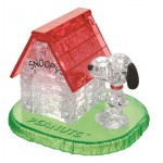 HCM-Kinzel-59133 3D Plexiglas puzzle - The Snoopy House