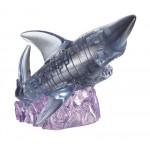 HCM-Kinzel-59137 3D Plexiglas puzzle - Shark