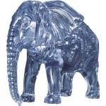 HCM-Kinzel-59142 3D Crystal Puzzle - Elephant