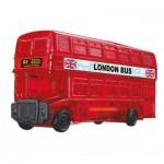 HCM-Kinzel-59156 3D Crystal Puzzle - London Bus