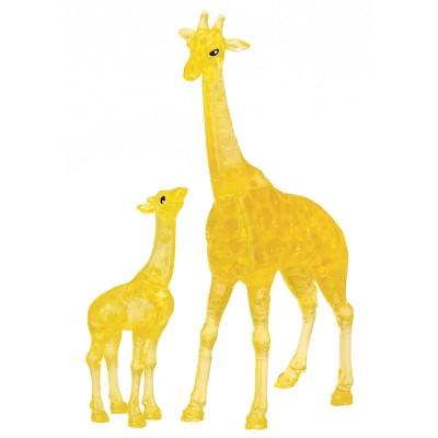 HCM-Kinzel-59177 3D Crystal Puzzle - Giraffe