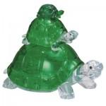 HCM-Kinzel-59185 3D Crystal Puzzle - Turtles