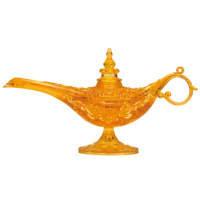 HCM-Kinzel-59186 3D Crystal Puzzle - Aladdin's Magic Lamp