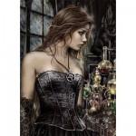 Heye-29198 Jigsaw Puzzle - 1000 Pieces - Victoria Frances, Favole : Poison