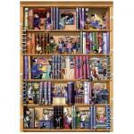 Heye-29234 Jigsaw Puzzle - 1500 Pieces - Igor : Books