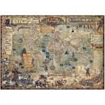 Puzzle  Heye-29526 Rajko Zigic: The Pirate Worldwide