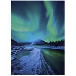 Puzzle  Heye-29549 Aurora Borealis