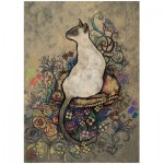 Puzzle  Heye-29610 Jane Crowther: Siamese