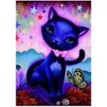 Puzzle  Heye-29687 Jeremiah Ketner: Black Kitty