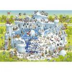 Puzzle  Heye-29692 Marino Degano: Polar Habitat