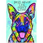 Puzzle  Heye-29732 Dean Russo: Dogs Never Lie