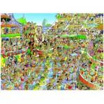 Puzzle  Heye-29752 Hugo Prades: Carnival in Rio