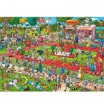 Puzzle  Heye-29788 Dog Show