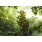 Puzzle  Heye-29827 Andy Thomas - Tropical Tree