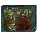 Puzzle  Heye-29832 Cris Ortega - New Red