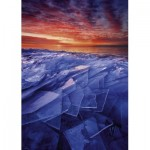 Puzzle  Heye-29862 Ryan Tischer - Ice Layers
