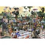 Puzzle  Heye-29863 Sanda Anderlon - In The Hills
