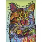 Puzzle  Heye-29893 Dean Russo - If Cats Could Talk