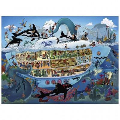Puzzle Heye-29925 Submarine Fun