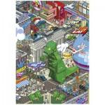 Puzzle  Heye-70169-29480 EBoy : Berlin
