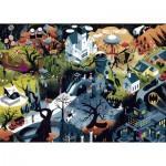 Puzzle   Alexandre Clérisse - Tim Burton Films