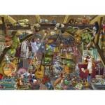 Puzzle   Birgit Tanck - In The Attic