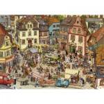 Puzzle   Göbel/Knorr - Market Place