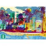 Puzzle   I love Miami!