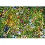 Puzzle   Ryba Michael - Deep Jungle