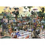Puzzle   Sanda Anderlon - In The Hills