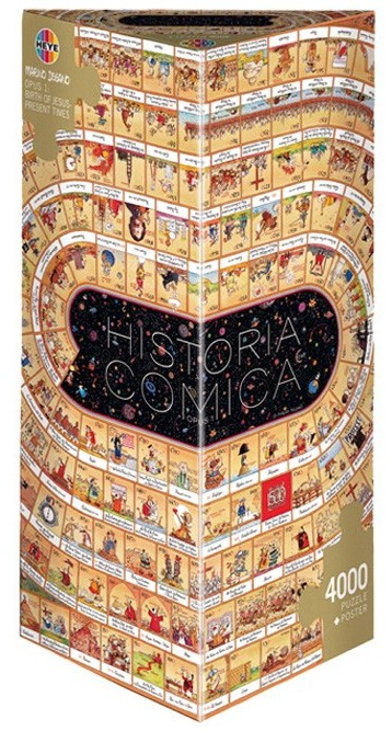 jigsaw puzzle 4000 pieces degano the spiral of history opus 1 heye 29341 4000 pieces. Black Bedroom Furniture Sets. Home Design Ideas