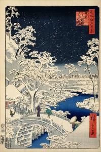 Puzzle Hiroshige Utagawa