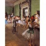 Puzzle  Impronte-Edizioni-046 Edgar Degas - The Dance Class