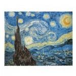 Puzzle  Impronte-Edizioni-055 Vincent Van Gogh - Starry Night Over the Rhône