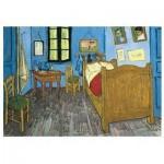 Puzzle  Impronte-Edizioni-057 Vincent Van Gogh - Bedroom in Arles