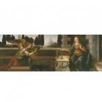 Puzzle  Impronte-Edizioni-073 Leonardo da Vinci - Annunciation