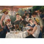 Puzzle  Impronte-Edizioni-089 Auguste Renoir - Luncheon of the Boating Party