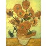 Puzzle  Impronte-Edizioni-091 Vincent Van Gogh - Sunflowers