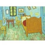 Puzzle  Impronte-Edizioni-093 Vincent Van Gogh - Bedroom in Arles