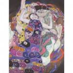 Puzzle  Impronte-Edizioni-096 Gustav Klimt - The Maiden