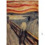 Puzzle  Impronte-Edizioni-136 Edvard Munch - The Cry
