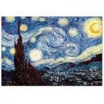 Puzzle  Impronte-Edizioni-154 Vincent Van Gogh - Starry Night Over the Rhône
